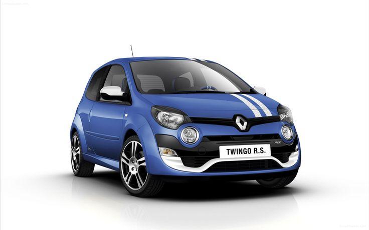 Renault Twingo II Facelift R.S. Gordini (2012)