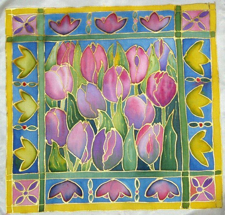 Silk Painting Beginners Workshop