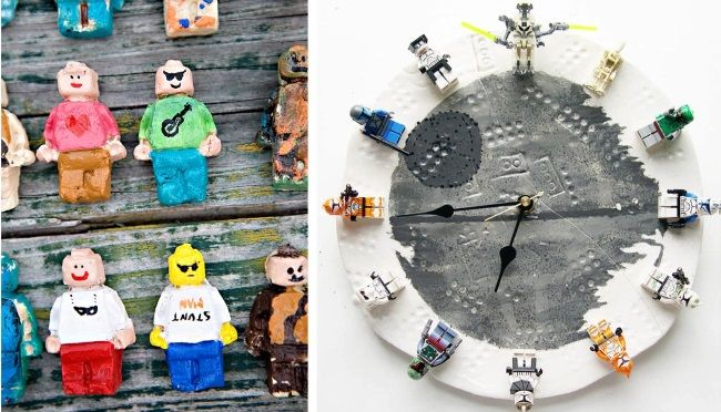 more crazy and geeky things to make with legos