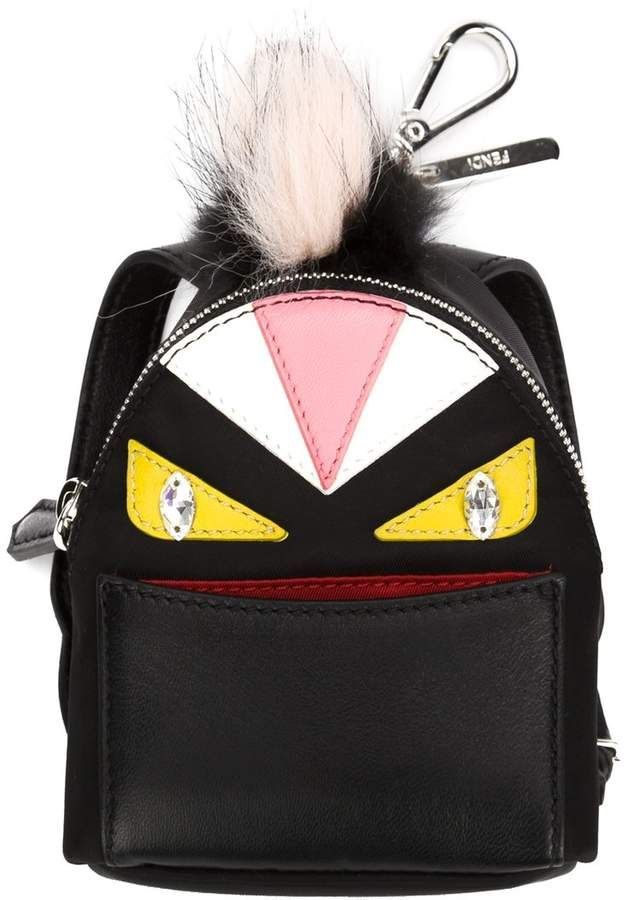 d3816cfd71 Fendi Bag Bugs backpack bag charm