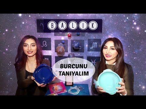 Astrolojide Balık Burcu I Pisces Star Sign I Kapak Kızı - YouTube