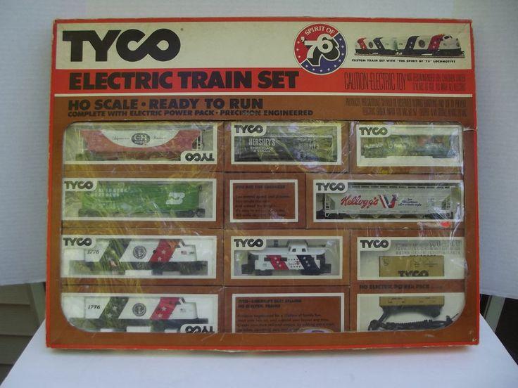 Vintage Tyco Train 44