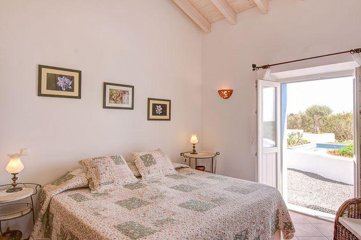 Bedroom of Oriole House in Casa Flor de Sal