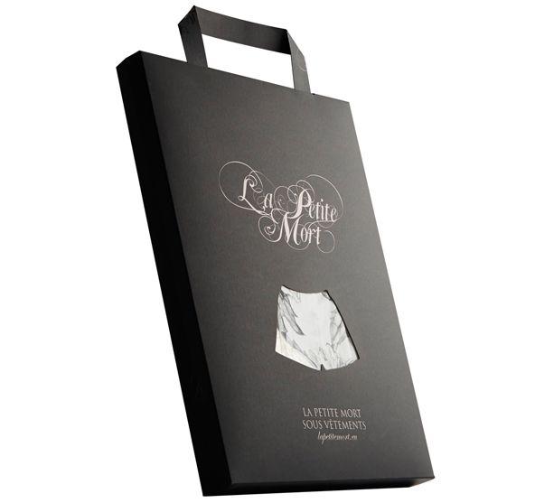 Luxury Lingerie Packaging