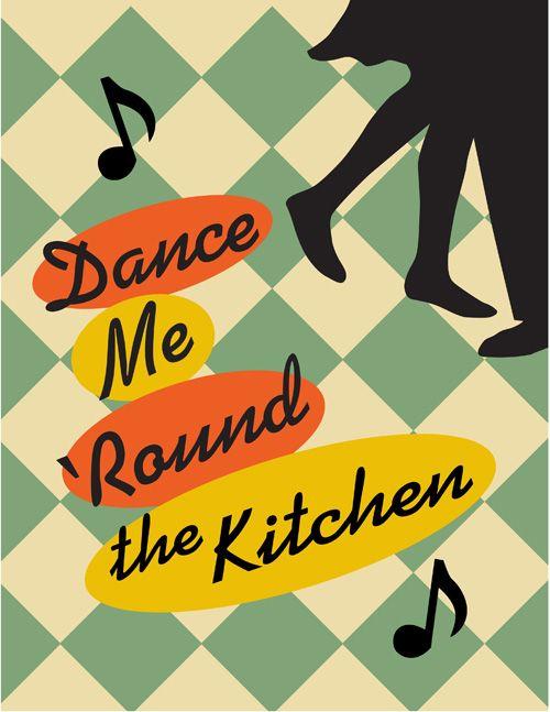 Bcbe E Babca B Da E Kitchen Art Vintage Kitchen on Line Dancing Step Sheets
