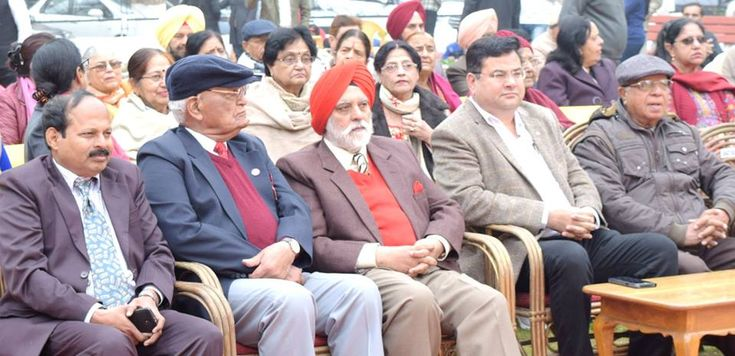 It was proud to be Guest of Honour on Republic Day function organised by Residents Welfare Association Modern Housing complex, Chandigarh, India in association with Aryans Group of Colleges, Chandigarh  Mr Davesh Moudgil, Mayor,UT Chandigarh was the Chief Guest and Justice HS Bhalla, former Judge of Punjab and High Court, Col Gursewak Singh, President Residents welfare Association Modern Housing complex, Chandigarh were also present.  Renowned Bollywood Comedian Amritpal - chotu also…