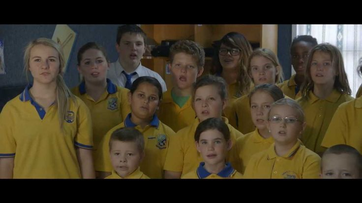 Tara Shire State College. Josh Arnold created this amazing video with the students of this small regional school. His own love of music is infectious and inspires the students in ways beyond the bounds of music. Josh Arnold has a true gift to bring out the best in young people and see them develop talent and capacities they didn't know they had. Never tire of seeing this video and nor will you! #JoshArnold #Tara #College #music #students