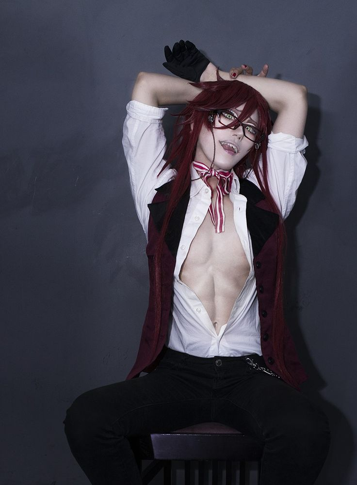 Sakuya Grell Sutcliff Cosplay Photo - Cure WorldCosplay