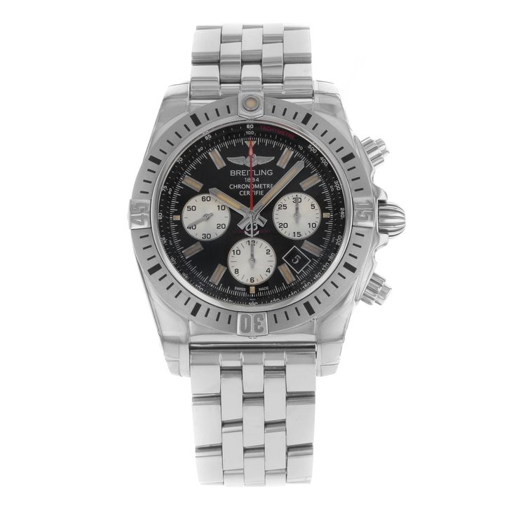 Refurbished Breitling Chronomat 44 Airborne AB01154G/BD13-375A Steel Automatic Men's Watch