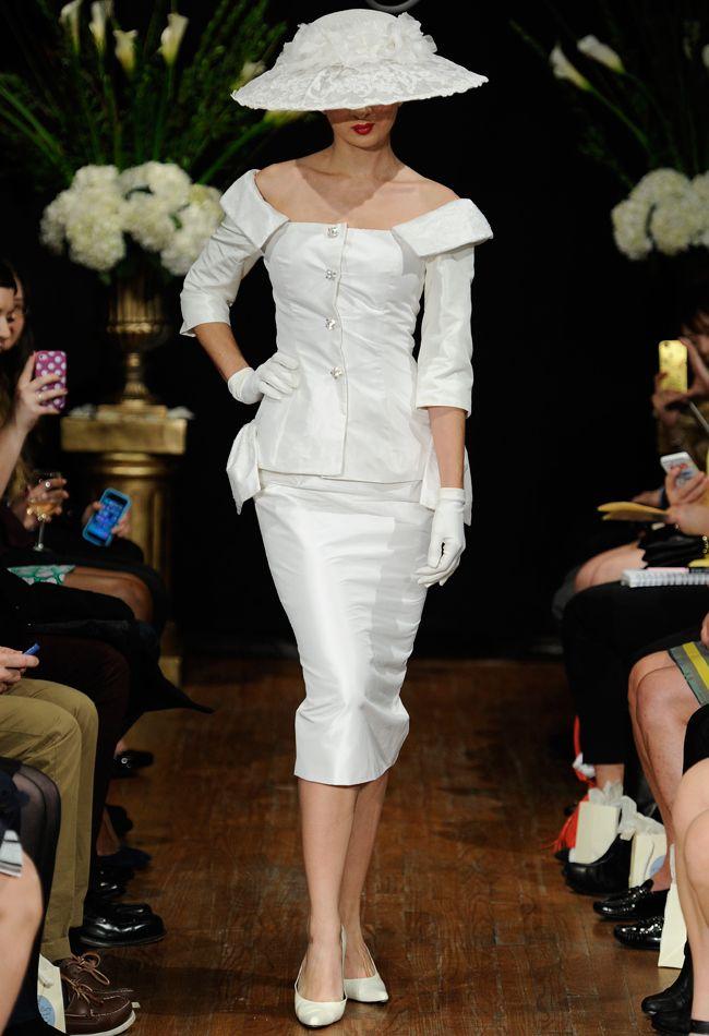 Sarah Jassir Fall 2014 Wedding Dresses