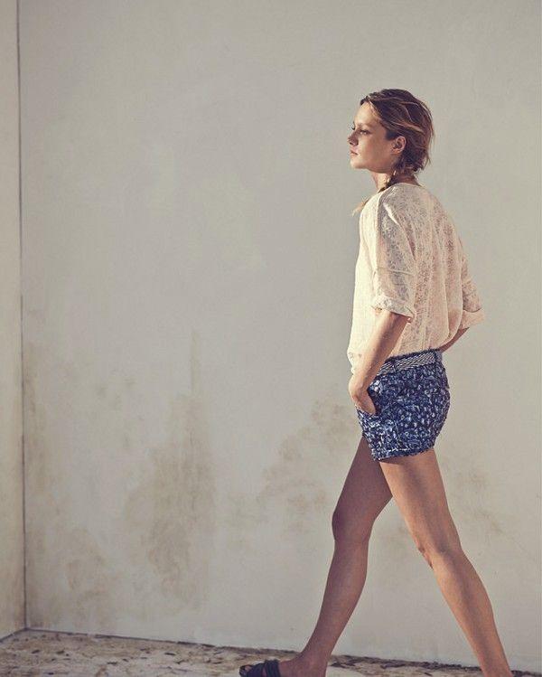 Fashion Lookbook | Isabel Marant: Spring Summer 2014
