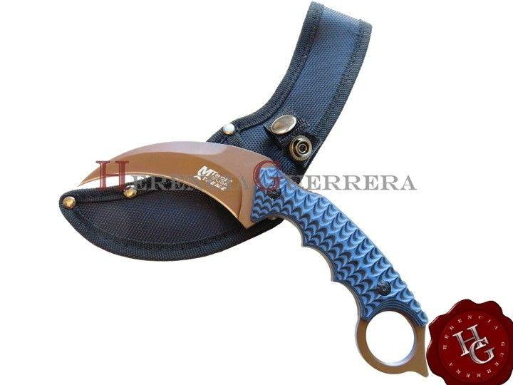 Cuchillo Kerambit MTECH MX-8140BT