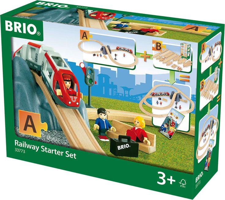 Railway Starter Set  brio 33773