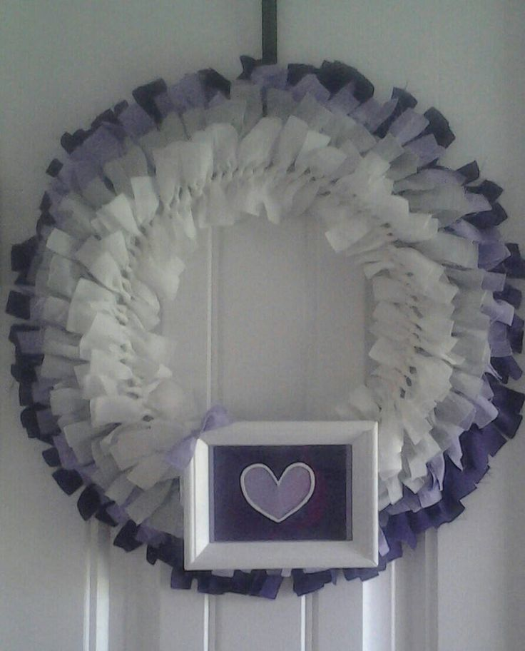 14 Spring For Sale: 25+ Best Ideas About Purple Wreath On Pinterest