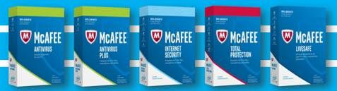 Nuove release Intel Security per McAfee