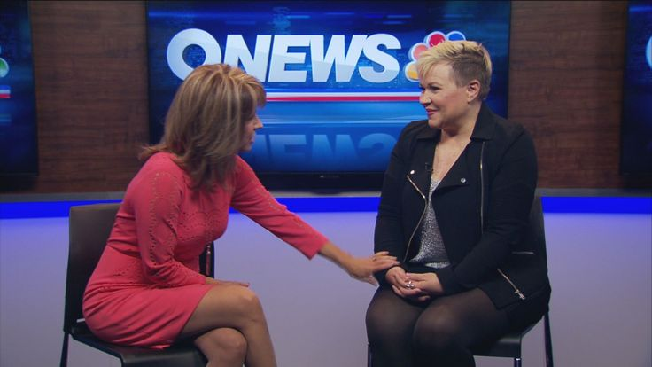 Holly Rowe talks about cancer battle
