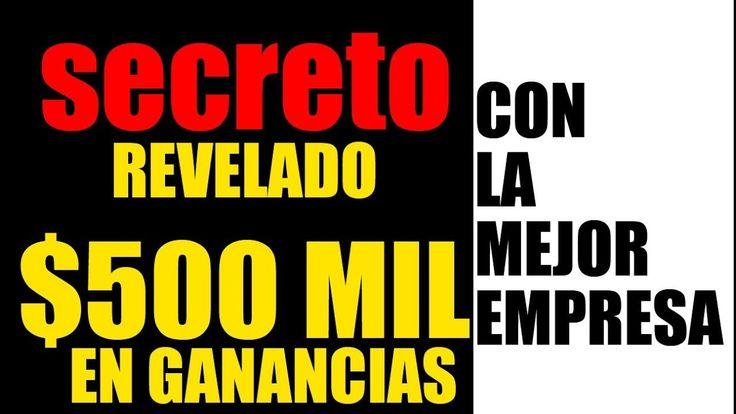 MI SECRETO REVELADO 💰$500 MIL DOLARES EN GANANCIAS