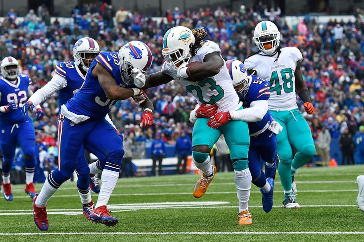 Miami Dolphins RB Jay Ajayi is no fluke; he's a franchise back | The Daily Dolphin