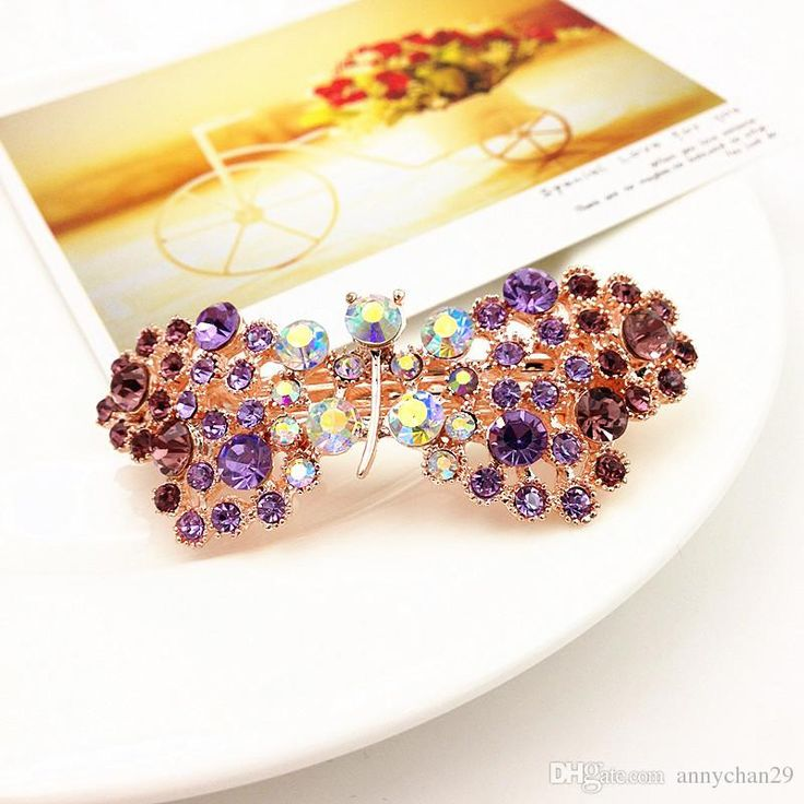 Hot Fashion Spring Clip Crystal Hair Pins Bling Bling Rhinestone Hair Accessories Pearl Heart Bow Flower Leaf Wholesale Hair Jewelry by DHL Spring Clip Crystal Hair Pins Wedding Hair Accessories Online with 2.74/Piece on Annychan29's Store | DHgate.com
