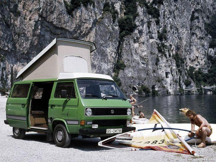 Volkswagen transporter westfalia t3 vanagon camper joker 1982 1987