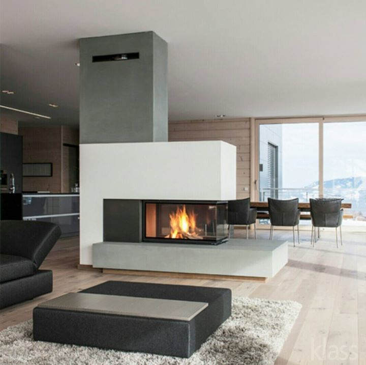 523 best fire place images on Pinterest Modern fireplaces - wohnzimmer modern kamin