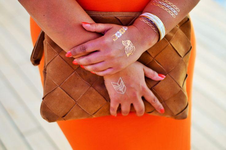 Marta Alise: Orange is the new black