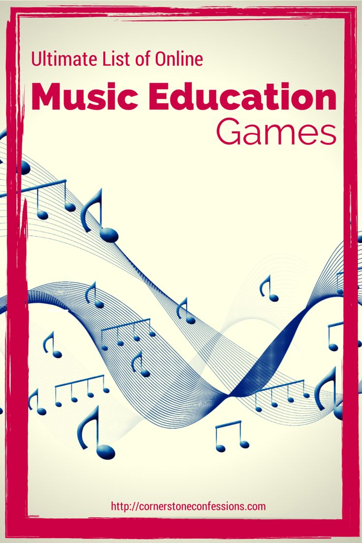 This is an awesome list of tons of online music education games. I would have students play music education games in their free time or when finished with a project. We would also play some as a group. It was always fun!
