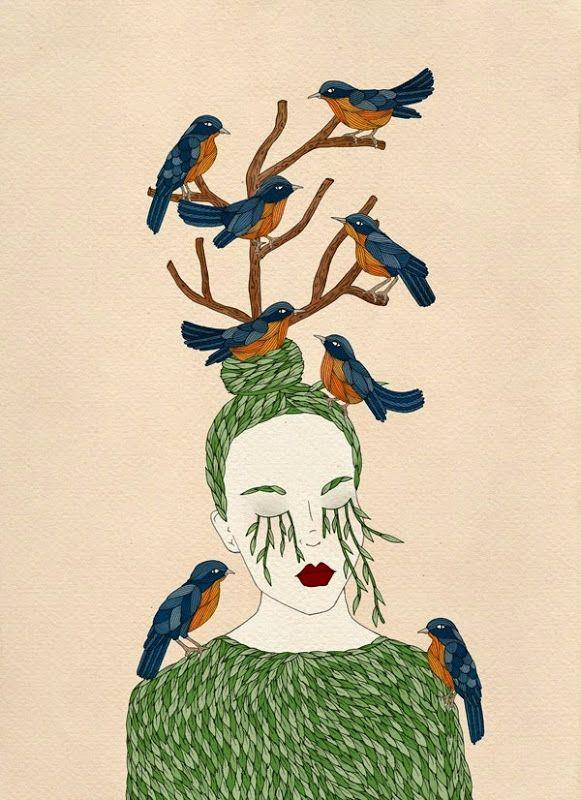 I LOVE ILLUSTRATION /// illustration inspiration: Alexis Winter