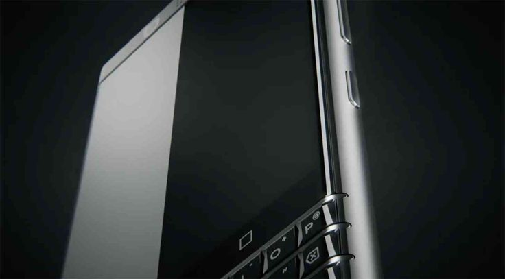 New BlackBerry smartphone with keyboard appears in another teaser