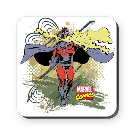X-Men Magneto Square Coaster