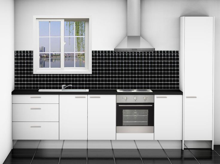 Best Awesome One Wall Kitchen Layouts 9 Straight Line 400 x 300