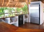 Sun Frost Stainless Steal RF12 Energy Efficient Refrigerator