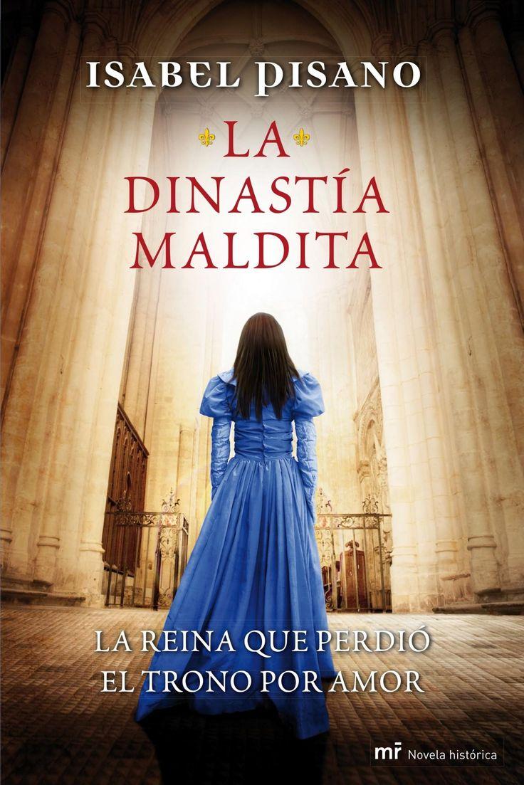"""""""La dinastía maldita"""" (3S/7922) es la última novela publicada de la escritora y periodista uruguaya Isabel Pisano. La protagonista, Margarita de Borgoña, es una hermosa joven de tan solo 12 años destinada a casarse con el hijo del rey de Francia, el príncipe heredero Louis. Pero el corazón de Margarita pertenece a Leoncio, un humilde muchacho que ejerce de paje del Rey, y que siente por ella la misma arrebatadora pasión."""