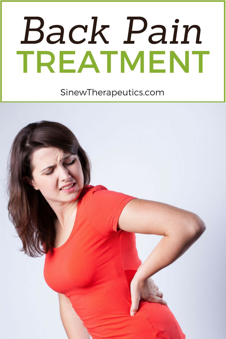 Back Pain Treatment - If you have visible swelling, apply the Sinew Herbal Ice on the area to reduce redness, swelling, and inflammation while dispersing accumulated blood and fluids to help restore normal circulation to the ankle. This first-aid treatment is used in place of ice to significantly speed up the healing process. Learn more at SinewTherapeutics.com