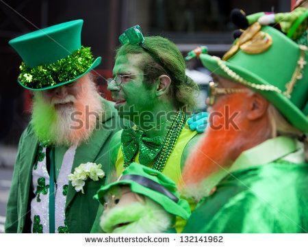 Saint Patricks Day costumes
