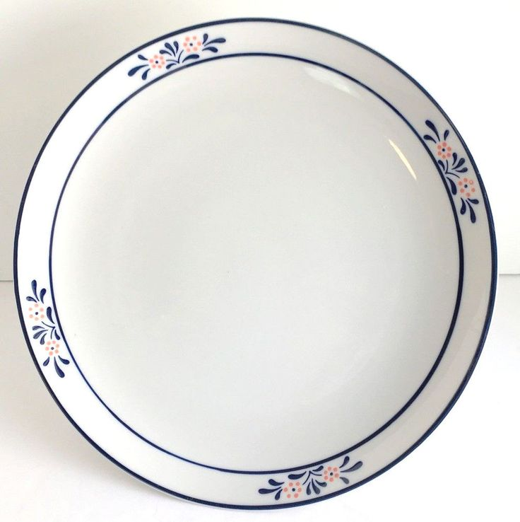 White Footed Cake Plate