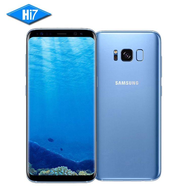 Best price US $804.65  Original Samsung Galaxy S8 Plus 6.2 inch 4GB/6GB RAM 64GB/128GB ROM Dual Sim Snapdragon 835 Android 7.0 Fingerprint Mobile Phone  #Original #Samsung #Galaxy #Plus #inch #-GBGB #GBGB #Dual #Snapdragon #Android #Fingerprint #Mobile #Phone