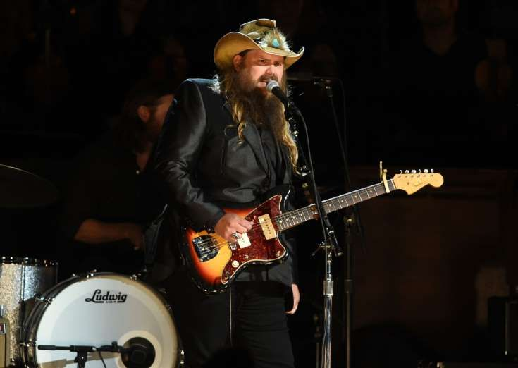 "ACM Awards: 2017 nominees:    SONG OF THE YEAR  Chris Stapleton for ""Tennessee Whiskey"""