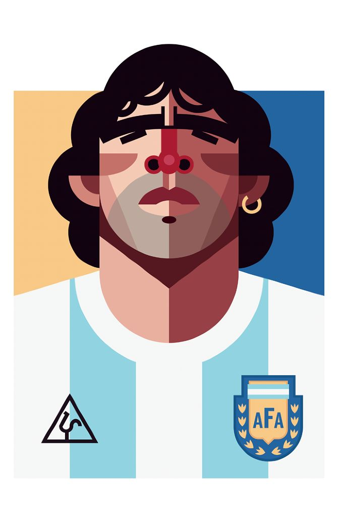 Playmakers_Maradona