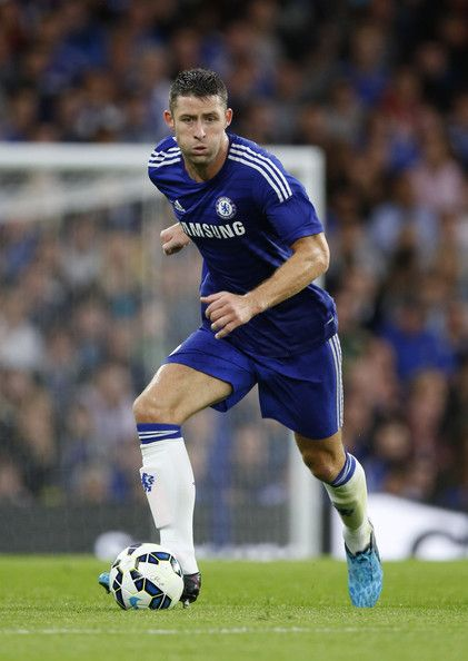 By far the best centre half in the country in not the world. So reliable - Cahill