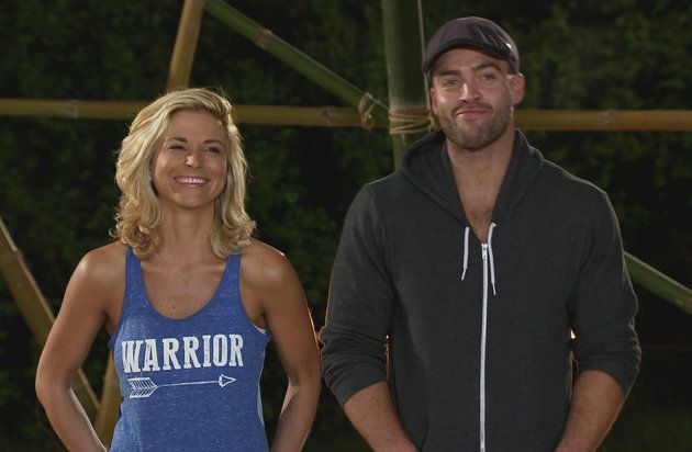 Diem Brown and CT Tamburello on 'The Challenge: Battle of the Exes 2' (MTV)