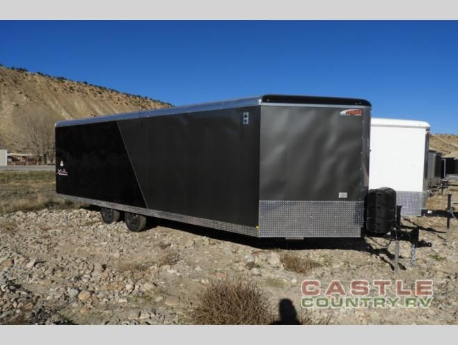 New 2019 Mirage Mxsn8 528ta2 Snowmobile Trailer At Castle Country Rv Helper Ut 004449 Snowmobile Trailers Utility Trailer Enclosed Trailers