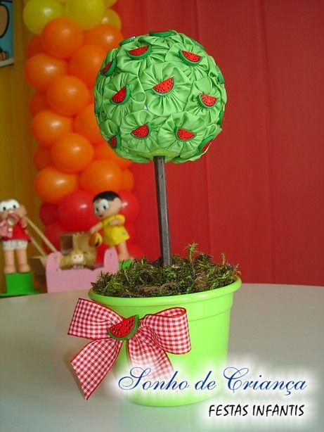 centro de mesa criativo festa infantil - Pesquisa Google