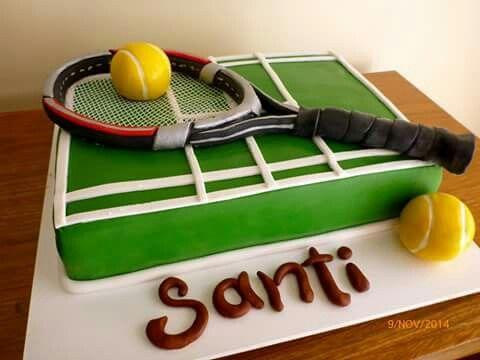 Tennis es una pasion.