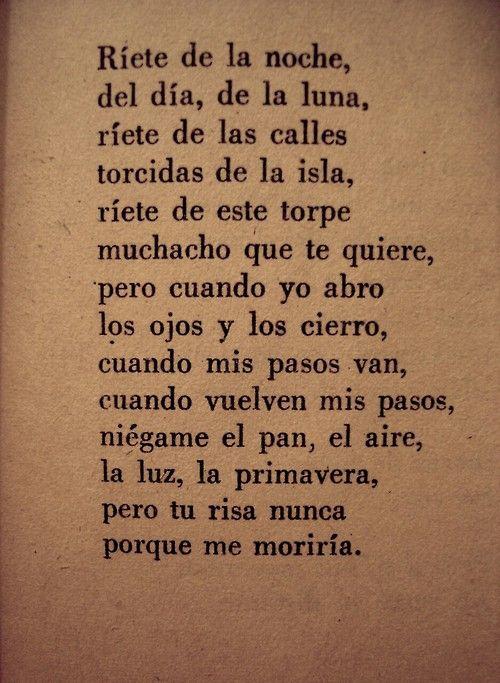 Pablo Neruda Los versos del Capitán