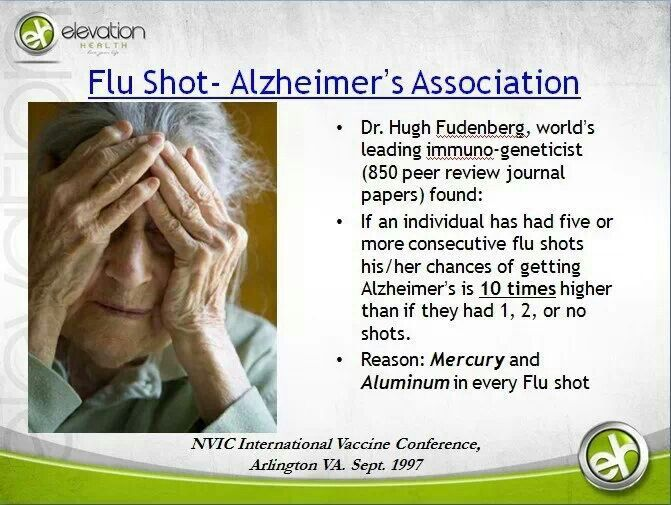 Flu shot anyone?