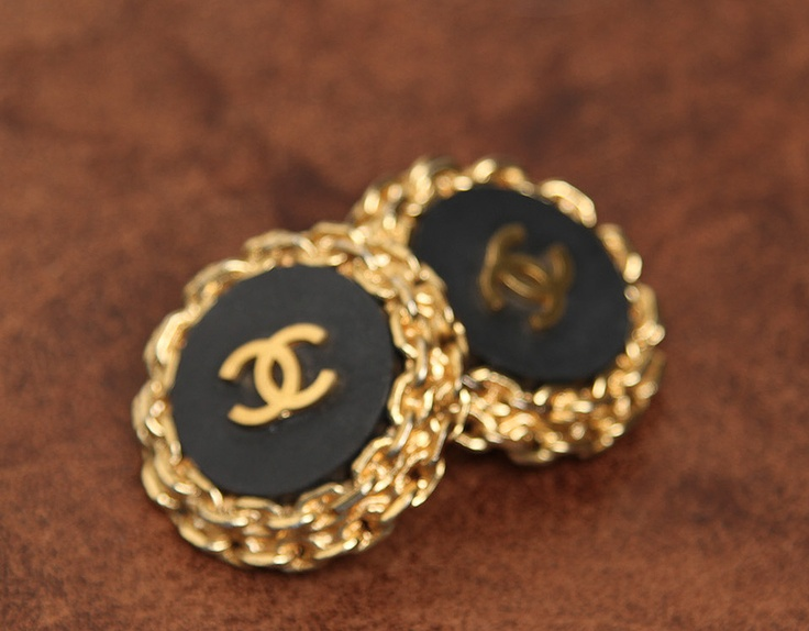 CHANEL EARRINGS @Michelle Coleman-HERS