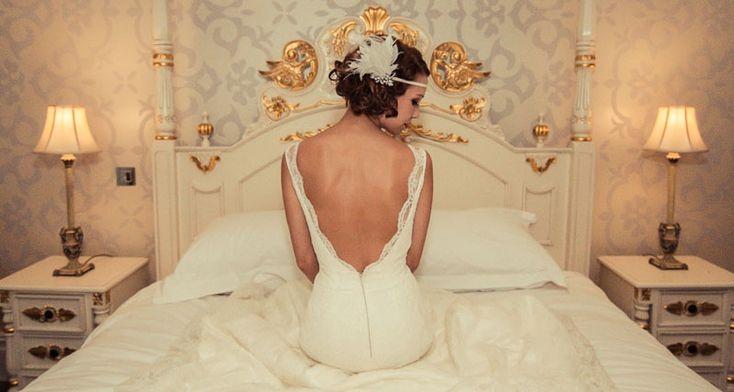 1920 wedding theme | Very Stylish And Glamorous 1920s Wedding Theme | Weddingomania
