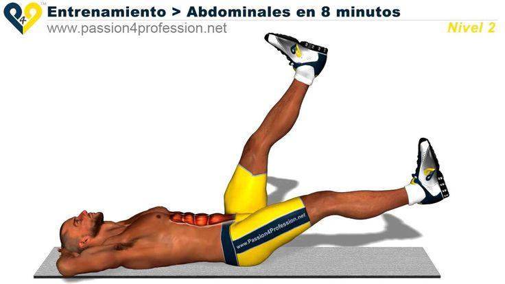 Como hacer abdominales en casa - 30 Minutos para abdominales perfectos - http://dietasparabajardepesos.com/blog/como-hacer-abdominales-en-casa-30-minutos-para-abdominales-perfectos/