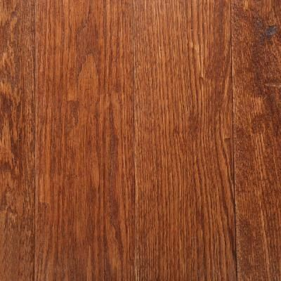 Bruce american vintage scraped fall classic 3 4 in t x 5 for Hardwood floors 60 minutes